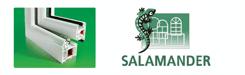логотип компании 'Salamander'