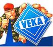 Логотип компании 'Veka'