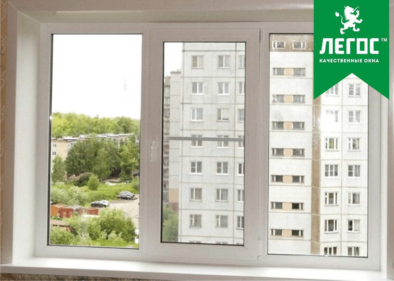 Окна в панельном доме Чебоксары
